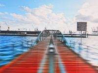 Hamburger Hafen Steg