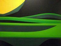Landschaft 1973-4