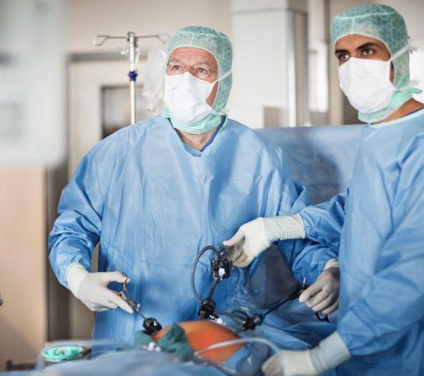 Israelitisches Krankenhaus Chirurgische Klinik